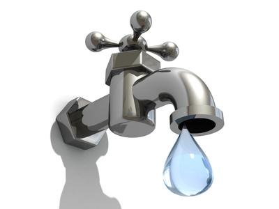تسريبات المياه