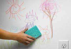 طريقة تنظيف حوائط المنزل